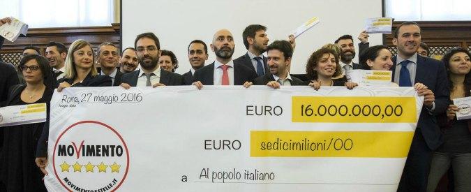 Gli stipendi della giunta Corradino