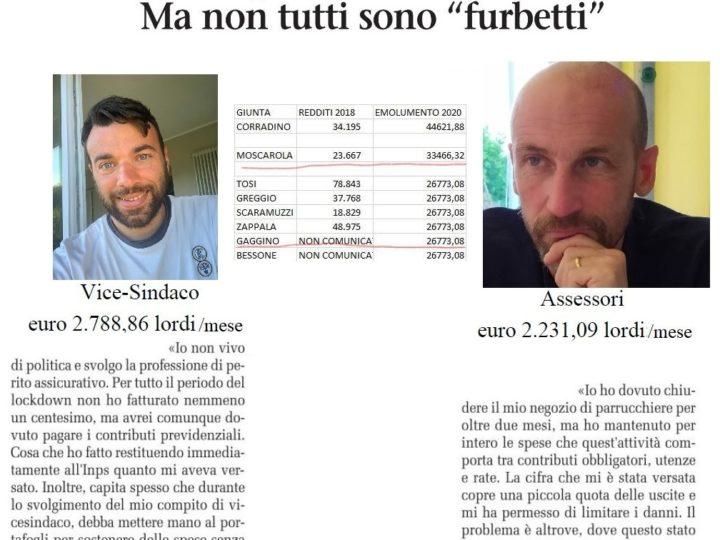 """SCANDALO """"BONUS"""" INPS DA 600 EURO"""