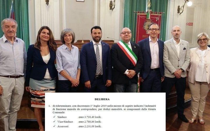 M5S Biella: fuori i nomi dei furbetti, firmiamo la petizione
