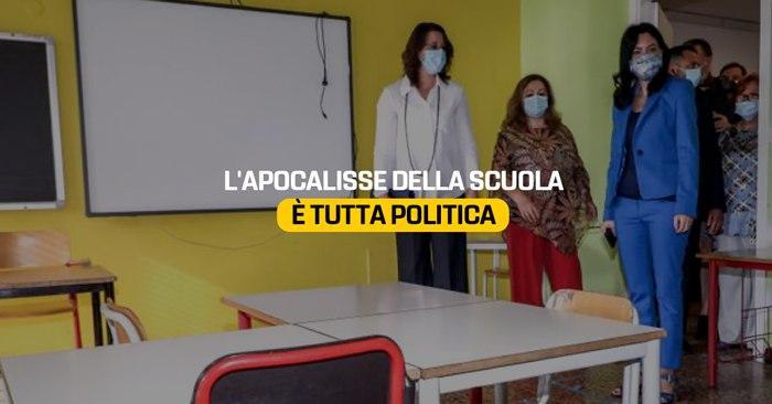 """Blog delle Stelle: """"L'Apocalisse della scuola è tutta politica"""""""